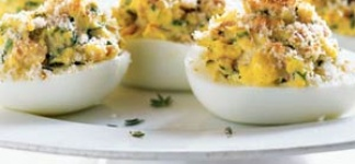 Jajka faszerowane w stylu francuskim