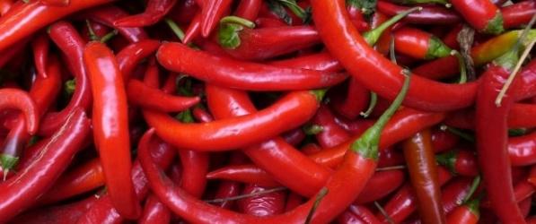 Chili – ostry lek.