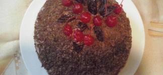 Tort Cherry